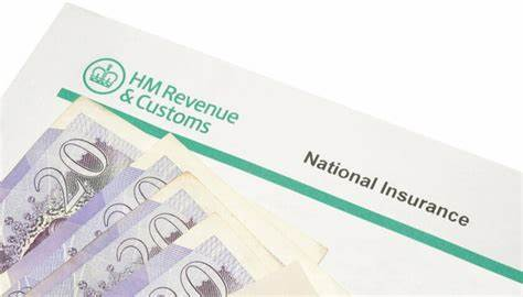 National Insurance Contribution rise and the Health and Social Care Levy
